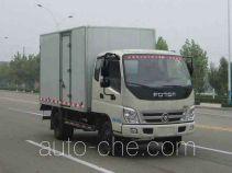 Foton BJ5049V8CEA-6 box van truck