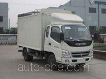 Foton Ollin BJ5049V7CD6-C2 soft top box van truck
