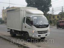 Foton Ollin BJ5049V8CEA-A5 soft top box van truck