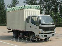 Foton BJ5049V8CEA-FC soft top box van truck