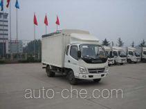 Foton Ollin BJ5049V8CFA-E2 soft top box van truck