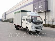 Foton BJ5049V8DEA-7 soft top box van truck