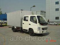 Foton Ollin BJ5049V8DW6-A box van truck