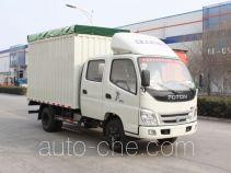 Foton BJ5049V8DEA-FA soft top box van truck