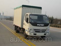 Foton BJ5049V9BDA-4 soft top box van truck