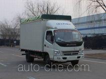 Foton BJ5049V9BEA-2 soft top box van truck