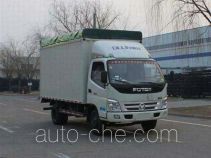 Foton BJ5049V9BEA-2 soft top box van truck