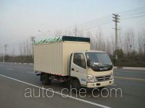 Foton BJ5049V9BEA-6 soft top box van truck