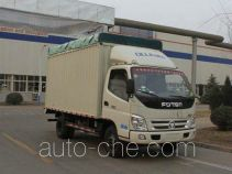 Foton BJ5049V9BEA-FB soft top box van truck