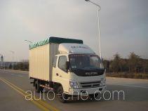 Foton BJ5049V9CBA-3 soft top box van truck