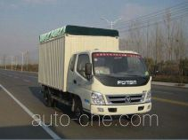 Foton BJ5049V9CDA-4 soft top box van truck