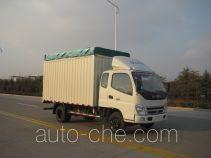 Foton BJ5049V9CEA-2 soft top box van truck