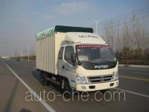 Foton BJ5049V9CEA-6 soft top box van truck