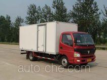 Foton BJ5049XBW-S insulated box van truck