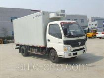 Foton BJ5049XLC refrigerated truck