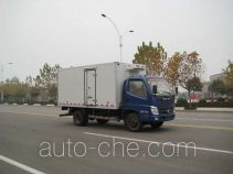 Foton BJ5049XLC-AB refrigerated truck