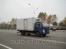福田牌BJ5049XLC-AB型冷藏车