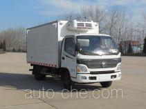 福田牌BJ5049XLC-F1型冷藏车