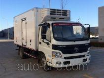 福田牌BJ5049XLC-F5型冷藏车