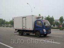 福田牌BJ5049XLC-FB型冷藏车