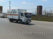 Foton BJ5049XQY-AB грузовой автомобиль для перевозки взрывчатых веществ
