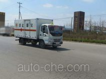 Foton BJ5049XQY-BA грузовой автомобиль для перевозки взрывчатых веществ