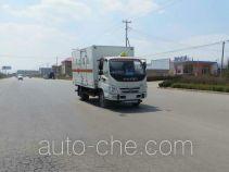 Foton BJ5049XRQ-FA flammable gas transport van truck