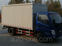 Foton BJ5049XWT-F2 mobile stage van truck