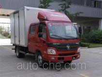 福田牌BJ5049XXY-A2型厢式运输车