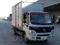 Foton BJ5049XXY-A4 box van truck