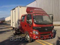 Foton BJ5079XXY-A3 box van truck