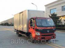 Foton BJ5049XXY-A6 box van truck