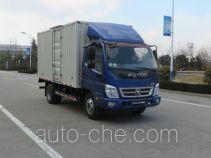 Foton BJ5049XXY-A8 box van truck