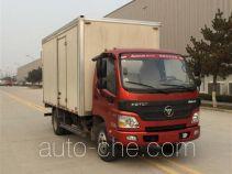 福田牌BJ5049XXY-A9型厢式运输车