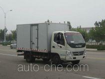 Foton BJ5049XXY-AB box van truck