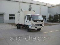 Foton BJ5049XXY-AC box van truck