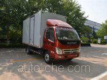 Foton BJ5049XXY-B2 box van truck