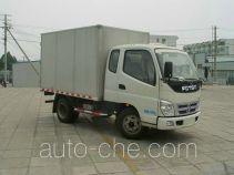 Foton BJ5049XXY-CA box van truck