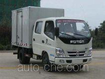 福田牌BJ5049XXY-DA型厢式运输车