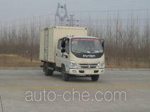 Foton BJ5049XXY-DF box van truck