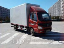 Foton BJ5049XXY-F3 box van truck