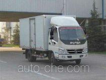 Foton BJ5049XXY-FF box van truck