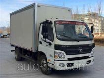 Foton BJ5049XXY-FH box van truck