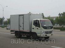 Foton BJ5049XXY-FM box van truck