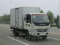 Foton BJ5049XXY-FN box van truck