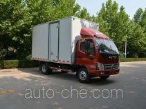 Foton BJ5049XXY-GA box van truck