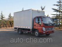 Foton BJ5049XYK-FA wing van truck