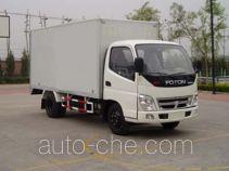Foton Ollin BJ5049Z8BD6-C insulated box van truck