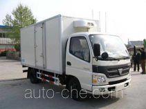 福田牌BJ5049Z8BD6-SB型冷藏车