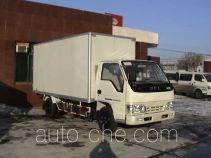 Foton Ollin BJ5049Z9BD6-1 insulated box van truck